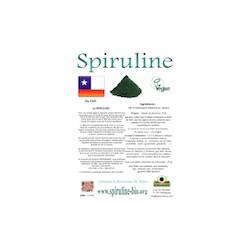Spiruline en poudre du Chili 500 gr