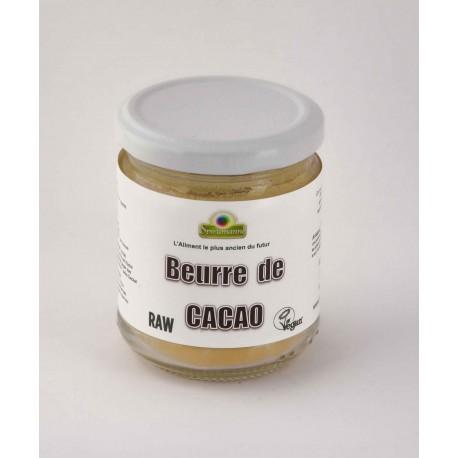Beurre de Cacao cru 150 gr