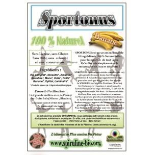 Sportonus Banane 200 gr