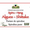 Spiru-Yang Algues & Shitaké 175 gr