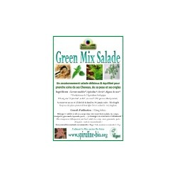 Green Mix Salade 500 gr