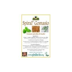 Spiral Gomasio Basilic 500gr