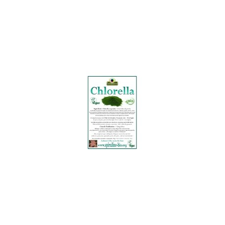 Chlorelle Bio Poudre 50 gr