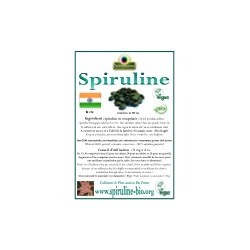 Spiruline Bio Comprimés 500 gr
